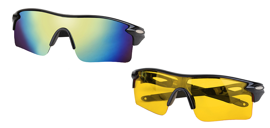 pro 4 tactical clear vision hd protective eyewear